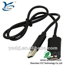 Hot selling for XBOX360 Kinect WIFI Extension Cable,power extension cable for xbox360