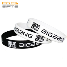 Manufacturer cheap OEM nfl custom 1 inch silicone wristband