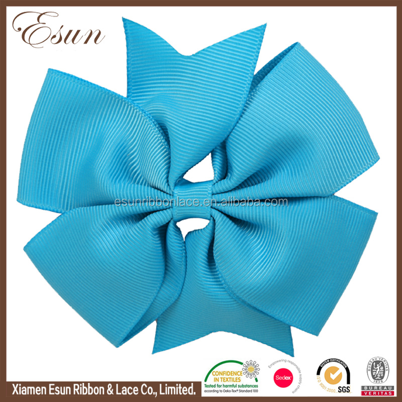 wholesale fancy handmade hair bows with clips
