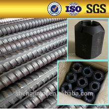 High tensile strength fully thread steel bar stress bar High Quality Threaded Rod