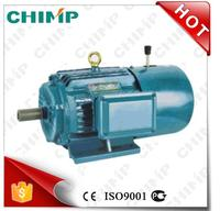 CHIMP YEJ series 15kW 2poles electromagnetic brake cast iron three-phase AC asynchronous electric motor