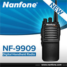 China Nanfone NF-9909 UHF 400-470MHz 16 Channels DPMR FM Digital Professional Handheld Two Way Radio