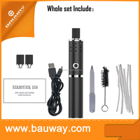 Wholesale dry herb vaporizer pen bauway herbstick Eco for dry herb smart herb vaporizer with temperature control