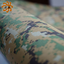 China wholesale durable waterproof camouflage tent oxford fabric manufacturer