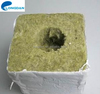 China Factory Density 80kg/m3 6*6*6cm Rockwool Cubes Hydroponics Medium for Lettuce