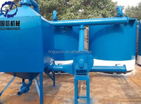 Durable Quality Rice Husk Carbonization Kiln