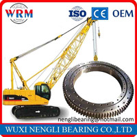 cheap slewing bearing/turntable for crane