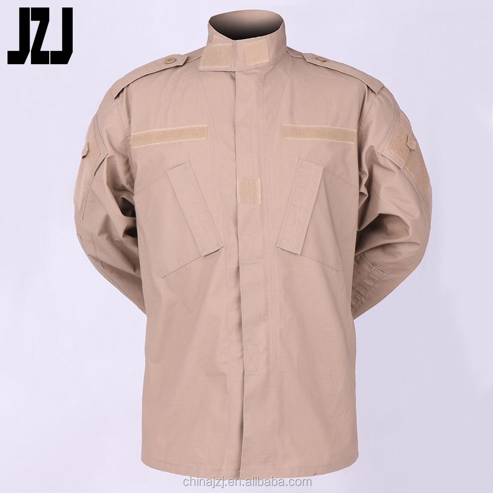 Ripstop Khaki Multicam Militari Clothing For Camouflage Uniform Hunting Military Combat Suits