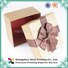 Customized Birthday Gift Packing cardboard Box