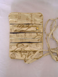 Chinese Writing System bind jewelry bag& trend of back-to-ancients