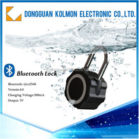 Metal App Control smart bluetooth electronic lock