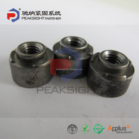 "High Quality Low Price 1/4""-20UNC Male Round Weld Nut"