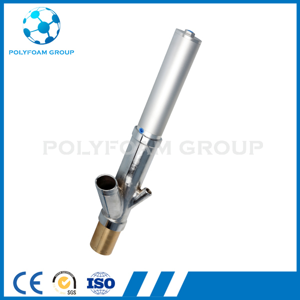 100*100*80 EPS machine spare parts Filling Gun for Block molding machine