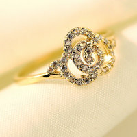 rigant factory with CE certificate wedding ring