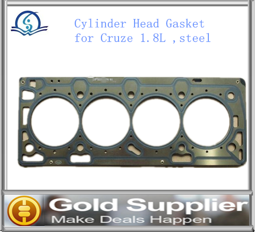Brand New cylinder head Gasket For Chevrolet Cruze Opel Astra Insignia 1.8L with High quality and Most Competitive Price