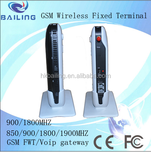 GSM FWT fixed wireless terminal best selling products gsm fixed wireless terminal / quad-band wireless terminal hot sale