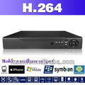 iDVR6008T-EL 8ch D1 DVR h.264 Network standalone DVR (PC/ Mac/ smart phone)