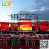 Alibaba express shenzhen P12.5 outdoor full color scrolling text Display Function led display board