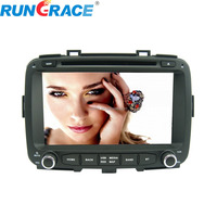 2 din plug&play new Carens 8 inch Wince Auto gps navigator for car