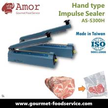 30 cm industrial use low price handy plastic bag sealer