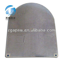 Stainless steel 316 Small hole Perforated Panel Product
