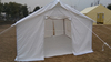 3X4M NEW STEEL GALVANIZED FRAMED CANVAS REFUGEE TENT