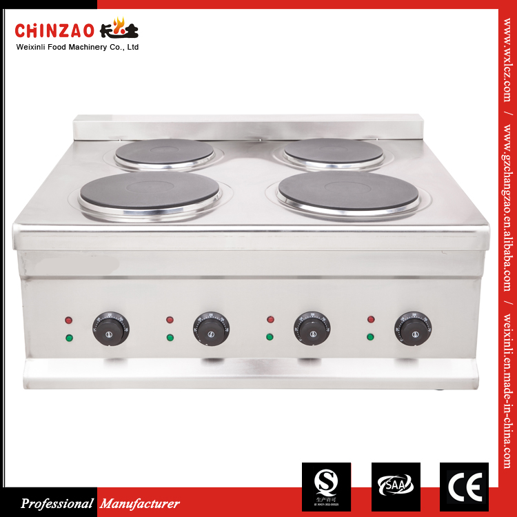 CHINZAO Brand Safty Stainless Steel Electric indoor portable stoves For Sale