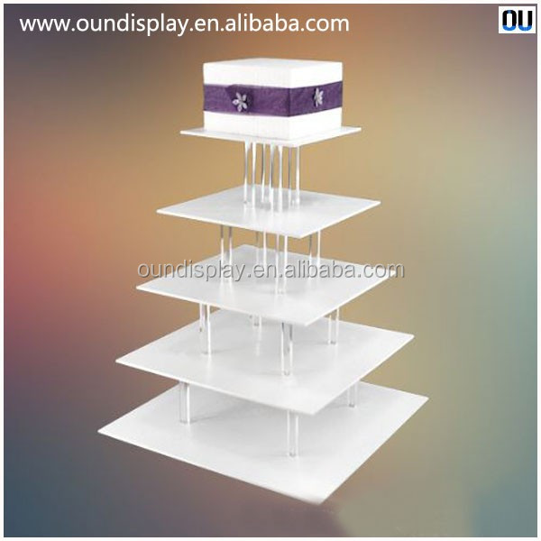 confectionery dessert stand acrylic tower cupcake display stand