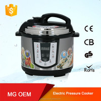 Stainless steel multi electric pressure cooker