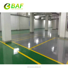 Clear coat epoxy resin epoxy floor paint for warehouse powder coating DJ128