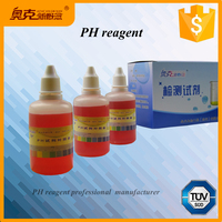 Water test kit / pH test knit / reagent / water test liquid