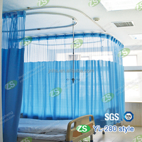 Luxury curtain fabric