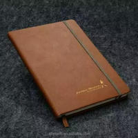 Leather Stationery Fashion A4 A5 A6