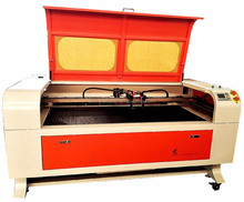 Shenhui precision co2 industry laser equipment for wood paper acrylic plastic with chiller