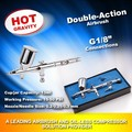Double-Action Airbrush used for tattoo