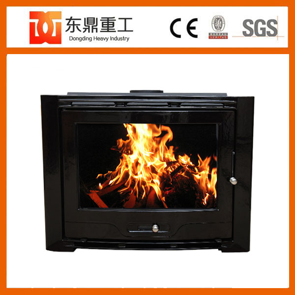 large cast iron wood fireplace wood burning stove insert for home
