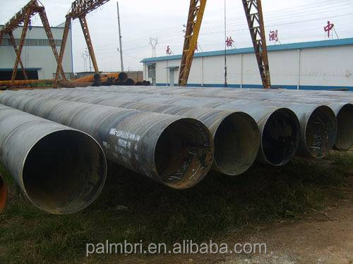 customized welded pipes used in building/construction/water supply in top quality /API/GB/