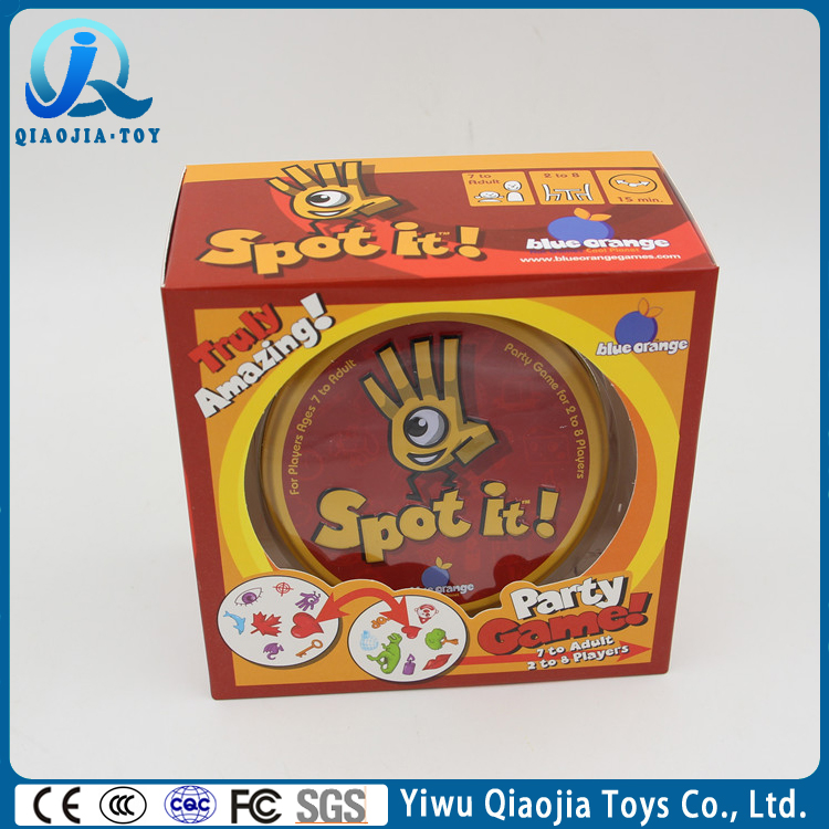 indoor part games spot it game funny family games
