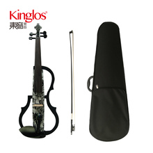 China 10 years history 3 4 electric type violin
