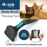 Professional Grooming New Pet Hair Remover Brush with Blades