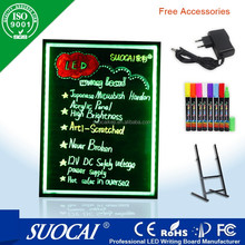 new products on china market advertising product electronic sign board for outdoor lighting