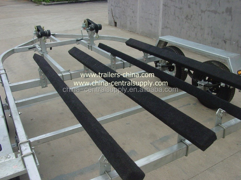 Factory and Manufacturer Supply 4.2m Double Jet ski trailer CT0064