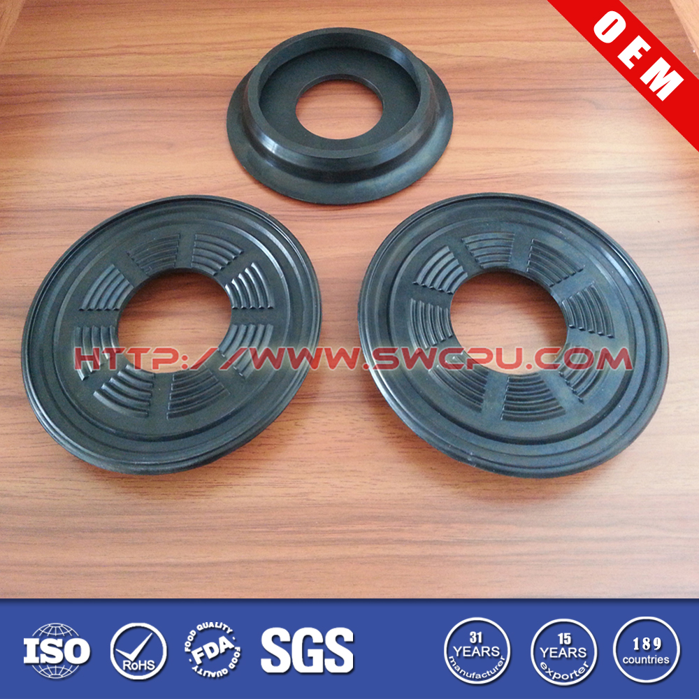 Custom injection Molding rubber product