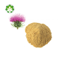 silymarin powder milk thistle for live cancer herb medicine