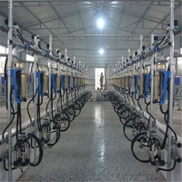 Dairy Farm Milking Equipment For Cows