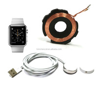 iwatch charging coil with the magnet plate for Apple Watch wireless charger