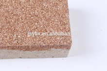 Good ceramic water permeable brick for patio and driveway With ISO9001 Certificate