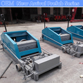 Concrete lightweight fence wall extrusion machine for sale