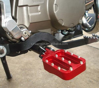 Aluminum Alloy CNC Motorcycle Footrests