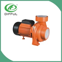 horizontal centrifugal pump 5hp high flow rate centrifugal water pump